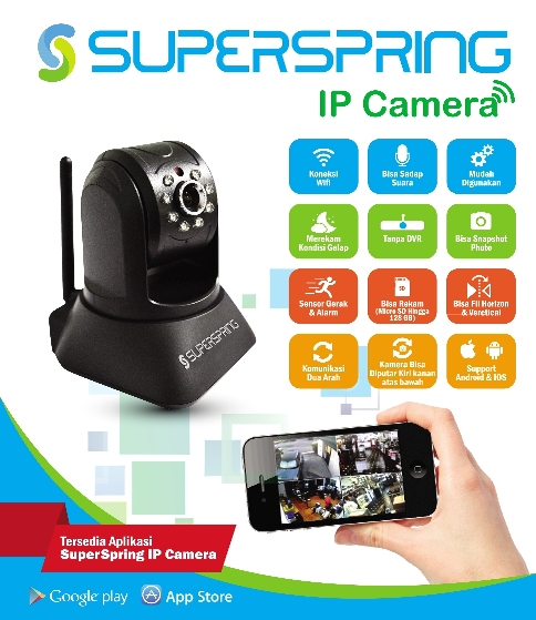SuperSpring IP410
